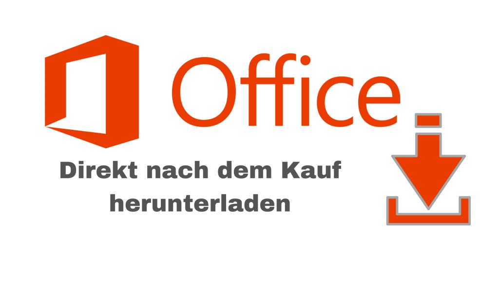 Office Software direkt herunterladen
