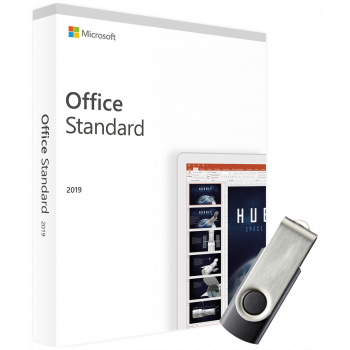 Microsoft Office Standard 2019 as a USB stick