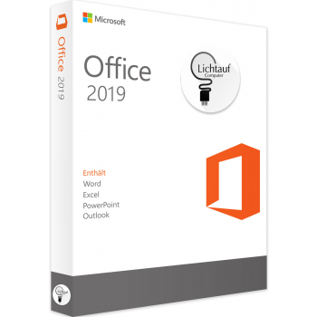 Microsoft Office 2019 as a USB stick